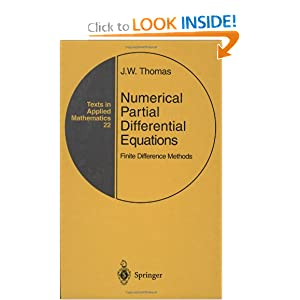Amazon.com: Numerical Partial Differential Equations: Finite ...