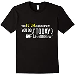 Successful Young Entrepreneurs Inspirational T Shirt - Male Large - Black