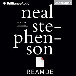 Reamde Audiobook