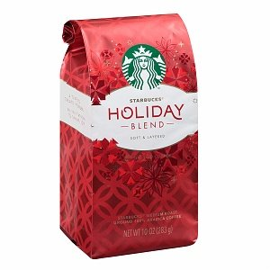 Starbucks, Holiday Blend 2013, Ground Coffee, 10oz Bag (Pack of 3)