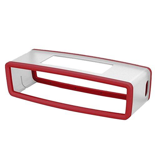 gosear-funda-protector-de-silicona-suave-para-bose-soundlink-bluetooth-mini-altavozrojo-transparente