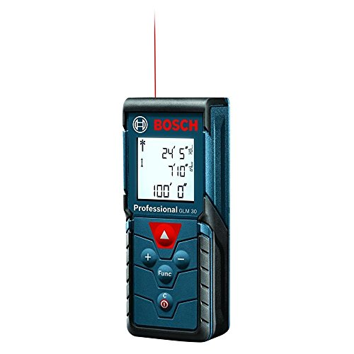 Bosch GLM 30 Laser Measure (Measure Laser Bosch compare prices)