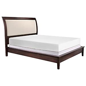 Sarah Peyton 10-Inch Queen Memory Foam  Firm Support Mattress with 2 Contour Pillows