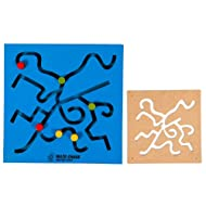 Skillofun Maze Chase - Center Point, Multi Color