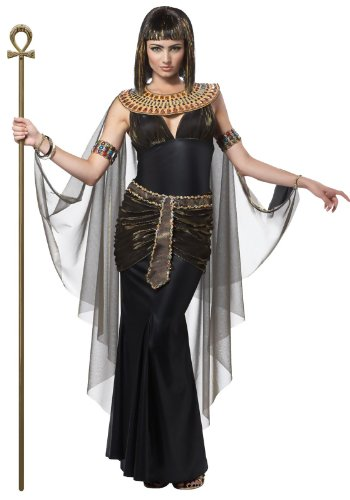 California Costumes Women's Cleopatra Adult, Black, Small
