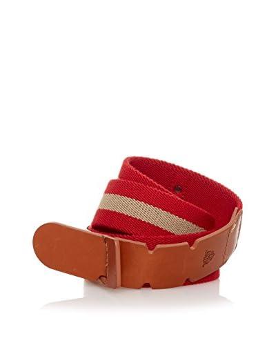 Caramelo Cinturón Rojo / Marrón