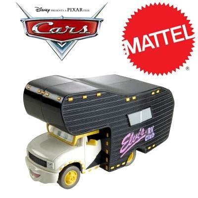 ELVIS RV Disney / Pixar CARS MEGA SIZE 1:55 Scale Deluxe Vehicle by Unknown by Unknown (Disney Pixar Cars Rv compare prices)