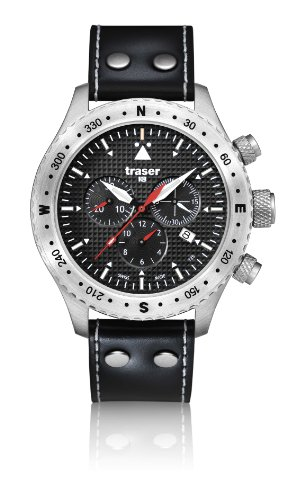 Traser T 5302 Men's Aviator Jungmann Watch