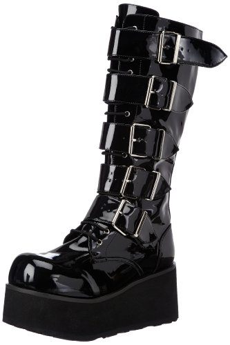 Demonia by Pleaser Men's Trashville-518 Goth Boot
