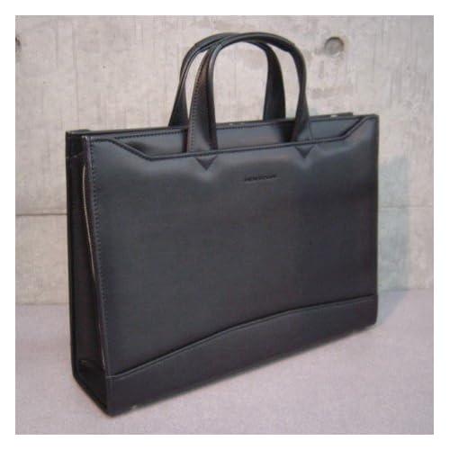 MEN'Z CLUB[メンズクラブ]ビジネスバッグH22158(ブラック)