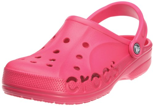 Crocs 10126 Baya, Raspberry, 5  M (D) US Men / 7 M (B) US Women