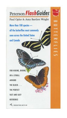 New Peterson Books Flash Guide Butterflies For Hiking Biking Or A Stroll Around The Block