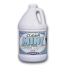 Carroll Gal Clear Mint Disinfectant/Virucide (75628) 4/Case