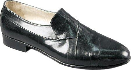 Кожаные модельные мужские туфли