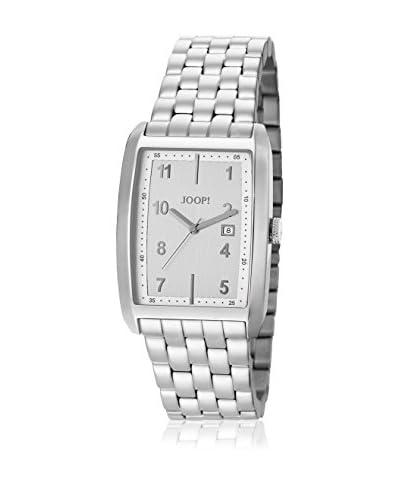 Joop Reloj con movimiento cuarzo suizo Man Joop Watch Transcendence Gents Swiss Made silber