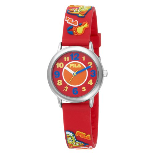 Fila Kids' FA0738-46 Three-Hands Sweet Time Watch