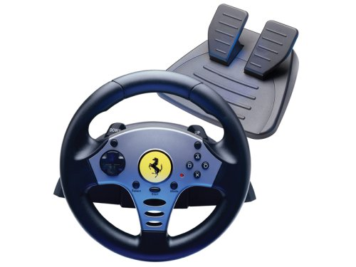 PS2/PS3/GC/Wii/PC Universal 5-in-1 Challenge Wheel