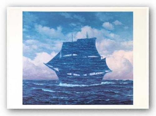 Le Seducteur by Rene Magritte 18