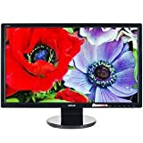 """24"""" ASUS VE245H DVI/HDMI Blu-ray 1080p Widescreen LED LCD Monitor w/Speakers & HDCP Support (Black)"""