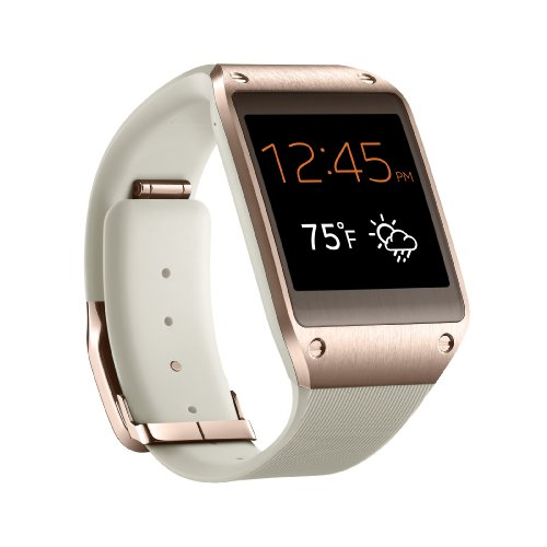 Samsung Galaxy Gear Smartwatch – Retail Packaging – Rose Gold