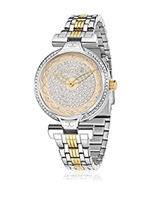 Just Cavalli Reloj de cuarzo Woman Lady J Oro/Plata