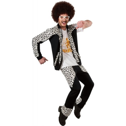 LMFAO Red Foo Party Costume