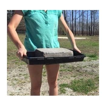 1020 Trays Extra Strength, 5 Pack, for Seed Starting Plant Propagation Germination Tray No Holes Fodder System Starter by Bootstrap Farmer
