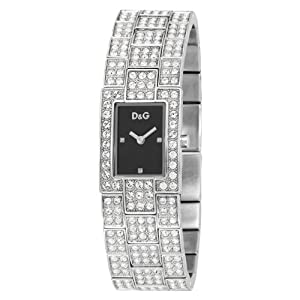 D&G Dolce & Gabbana Women's 3719251037 C'Est Chic Analog Watch