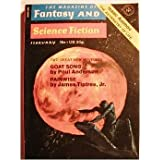 The Magazine of Fantasy and Science Fiction, Vol. 42, No. 2, February 1972 ~ Edward L. (ed.) Ferman