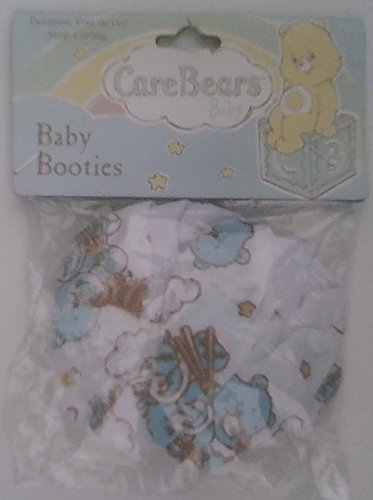 Care Bears Newborn Baby Booties
