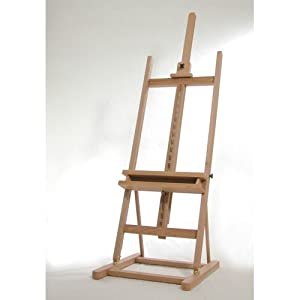 PROFI EASEL for STRETCHED ARTISTS CANVAS & Paintings