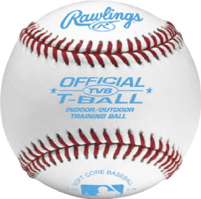 RAWLINGS SPORTING GOODS TVBBT- BASEBALL T- BALL SAFETY