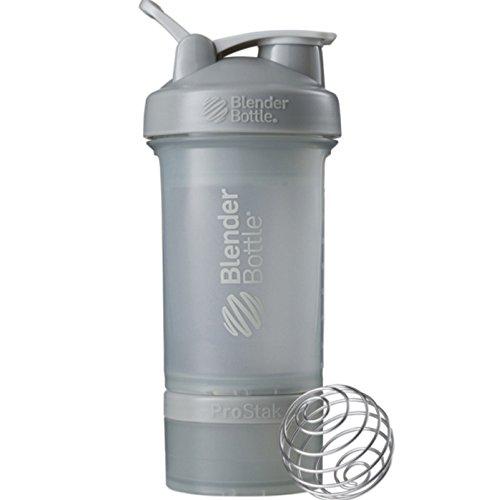 blender-bottle-prostak-22-oz-full-color-2-jar-100cc-150cc-pebble-gray-color