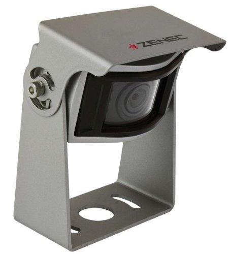 ZENEC ZE-RVSC90 Caméra de recul arrière pour autocaravanes