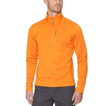 Patagonia M'S R1 Pullover homme Turmeric Orange M