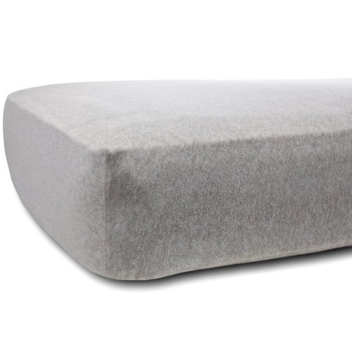 Antimicrobial Fitted Crib Sheet