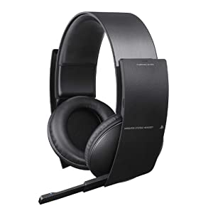Wireless Stereo Headset (for Playstation 3)