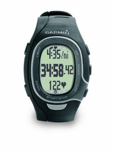 Imagen de Gimnasio reloj con monitor de ritmo cardíaco - Mujer Negro