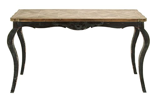 Deco 79 Wood Console Table, 55 by 34-Inch, Dark Walnut (55 Console Table compare prices)