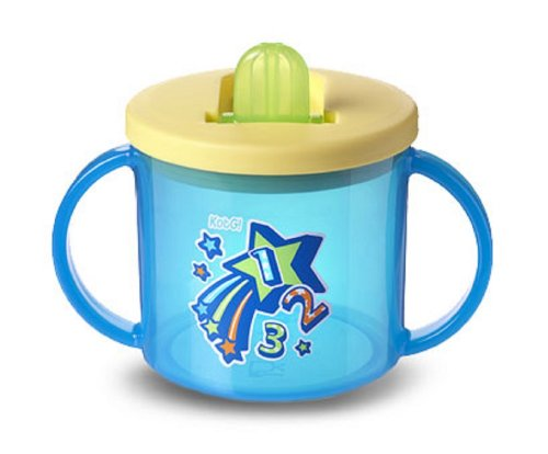 Tommee Tippee Kids On The Go Flip And Sip (Boy) front-823730