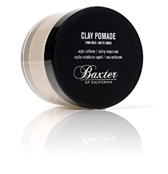 Baxter of California Clay Pomade, 2 oz.