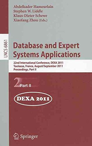 Database-and-Expert-Systems-Applications-22nd-International-Conference-DEXA-2011-Bilbao-Spain-August-29-September-2-2011-Proceedings-Edited-by-Abdelkader-Hameurlain-published-on-November-2011
