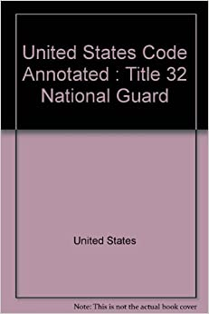 Title 32 National Guard ...