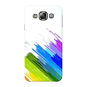 Mobile Back Cover For Samsung Galaxy E5 (Printed Designer Case)