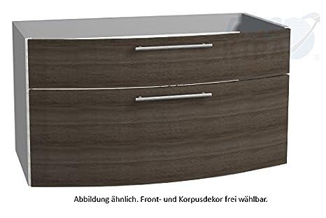 Classic Line Puris lavabo sotto armadio (WUA35905M), 90 cm