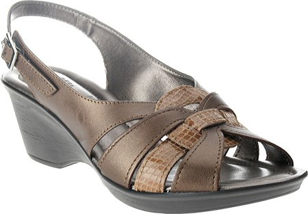 Spring Step Women'S Adorable Casual Shoes,Bronze Leather,41 M Eu