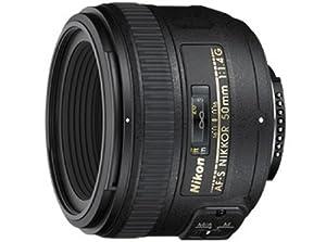 Nikon AF-S 50mm f/1.4G SIC SW Prime Nikkor Lens for Nikon Digital SLR Cameras
