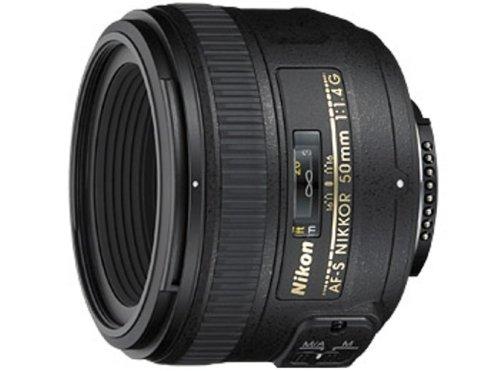 Nikon AF-S Nikkor 50mm 1:1,4G