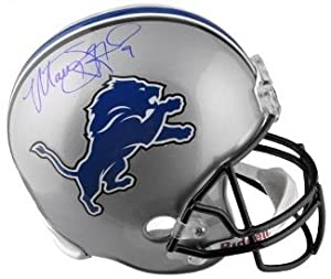 Matthew Stafford Autographed Hand Signed Detroit Lions Full Size Proline Helmet-... by Hall of Fame Memorabilia