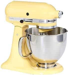 Kitchenaid 5KSM150PSEMY Robot ménager Jaune pastel